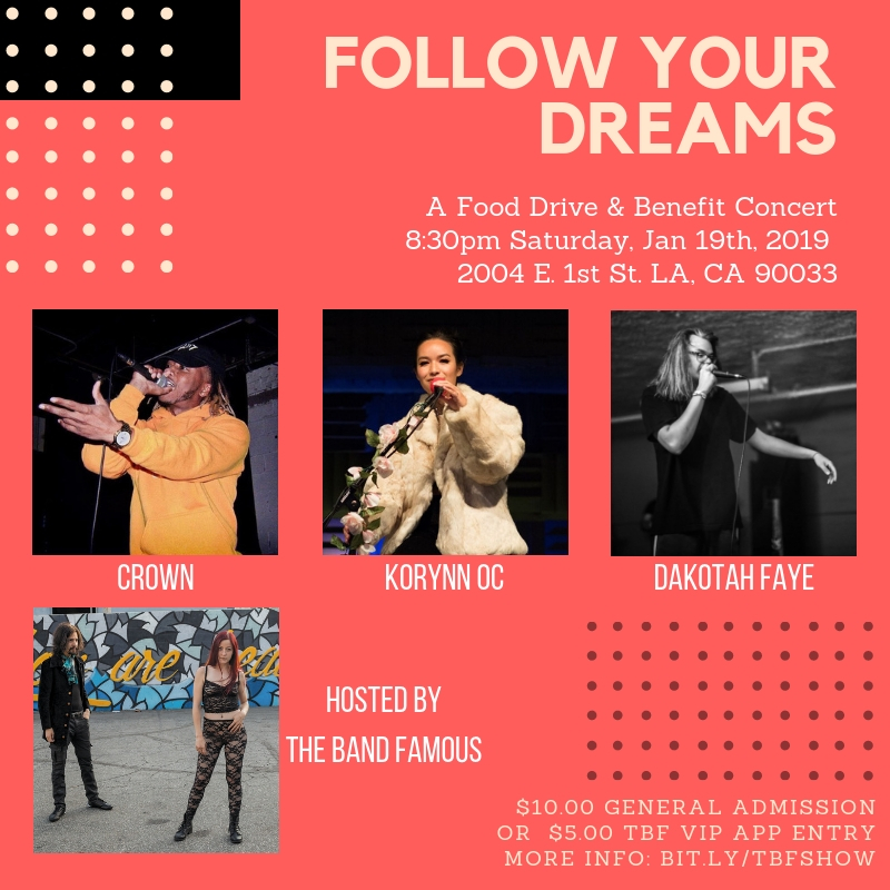 The Band Famous Presents: Follow Your Dreams