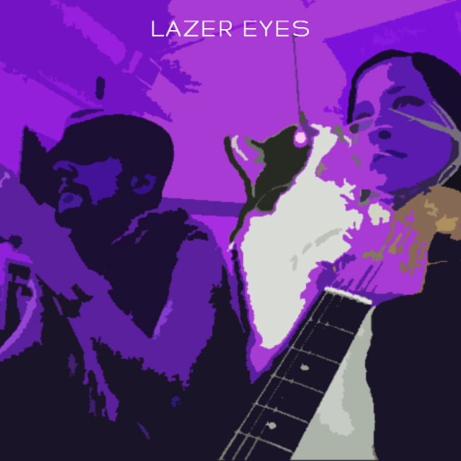 Lazer Eyes
