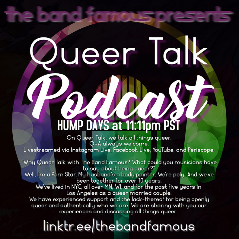 Queer Talk with Norell of The Band Famous