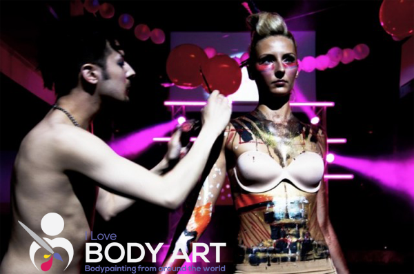 I Love Body Art Interviews TBF's Zander