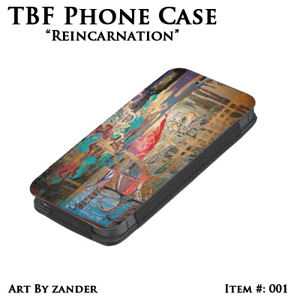 iPhone Case Option 1 Reincarnation