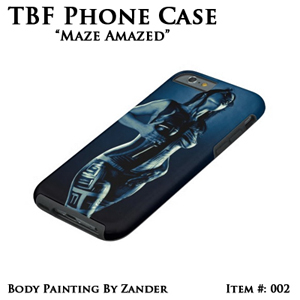 iPhone Case Option 2 Maze Amazed