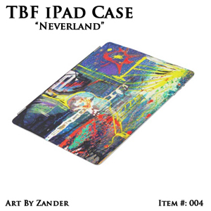 iPad 2/3/4 'Neverland' Case