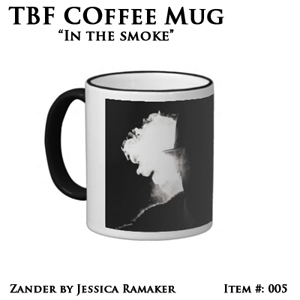 TBF 'In The Smoke' Coffee Mug