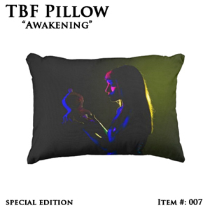 TBF 'Awakening' Pillow Special Edition